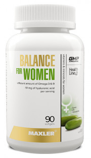 Maxler Balance for Women (90 капс)